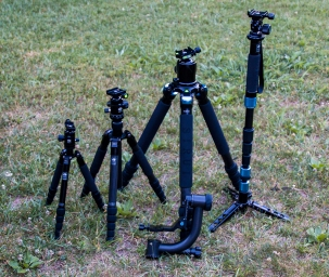 Sirui tripods of David Akoubian